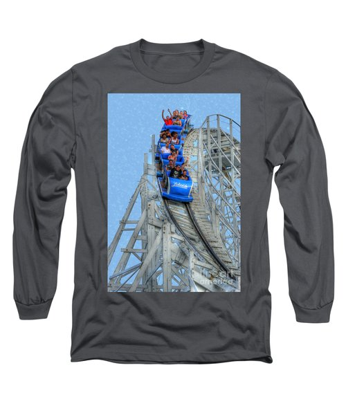 Summer Time Thriller Long Sleeve T-Shirt by Juli Scalzi