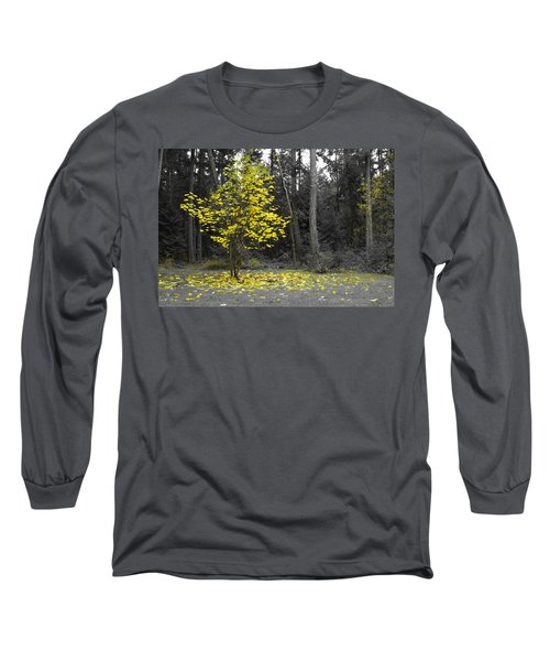 Long Sleeve T-Shirt featuring the photograph Summer's End by Marilyn Wilson