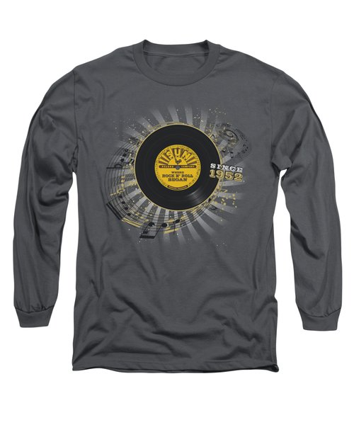 Sun - Established Long Sleeve T-Shirt