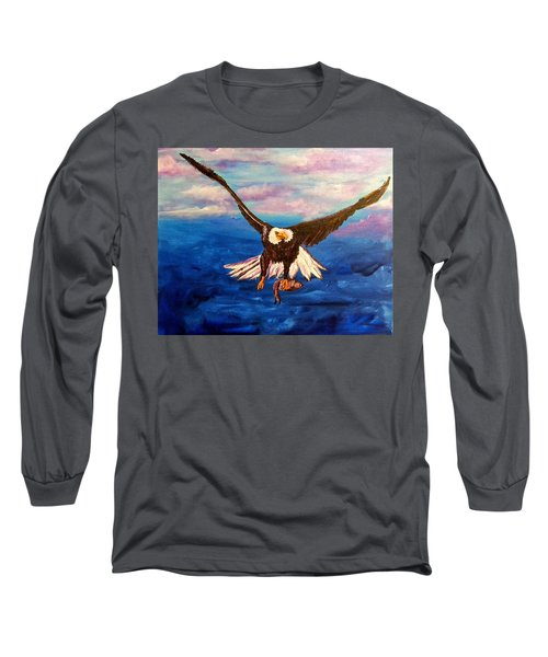 Sunday's Catch Long Sleeve T-Shirt