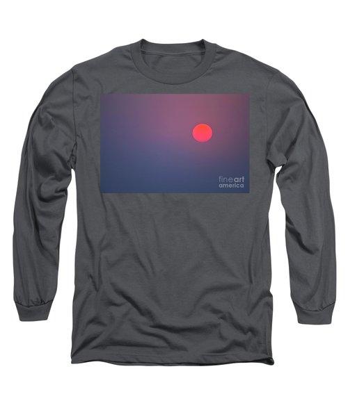 Sundown Long Sleeve T-Shirt by Heiko Koehrer-Wagner