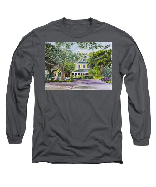Sundy House In Delray Beach Long Sleeve T-Shirt