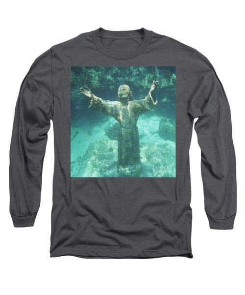 Sunken Savior Long Sleeve T-Shirt