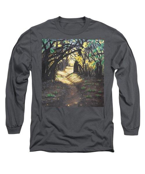 Sunlit Trail Long Sleeve T-Shirt