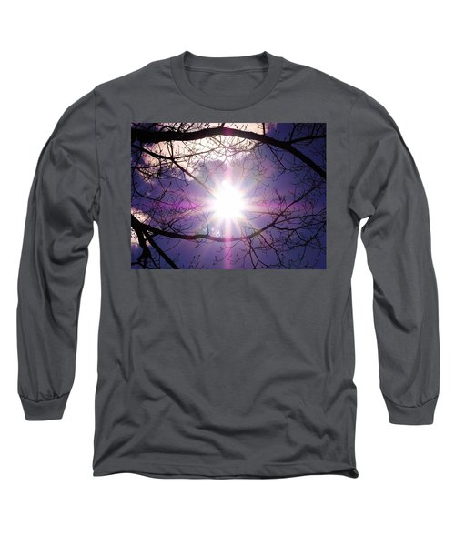 Long Sleeve T-Shirt featuring the photograph Sunny Afternoon by Sherman Perry