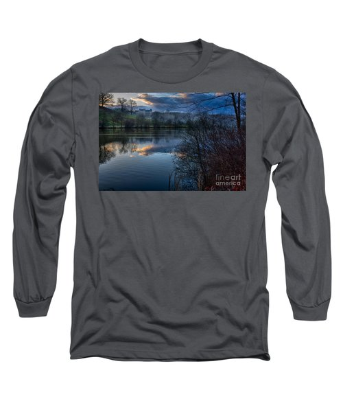 Sunrise At  Biltmore Estate Long Sleeve T-Shirt