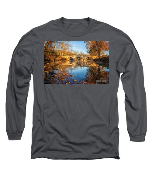 Sunrise At Burnside Long Sleeve T-Shirt