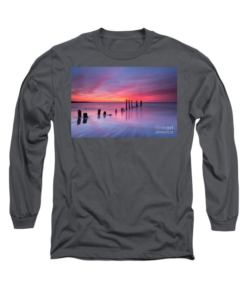 Sunrise At Deal Nj Long Sleeve T-Shirt