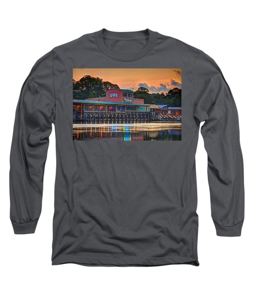 Sunrise At Lulu's Long Sleeve T-Shirt