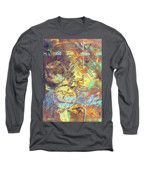 Sunrise One Long Sleeve T-Shirt by Albert Puskaric