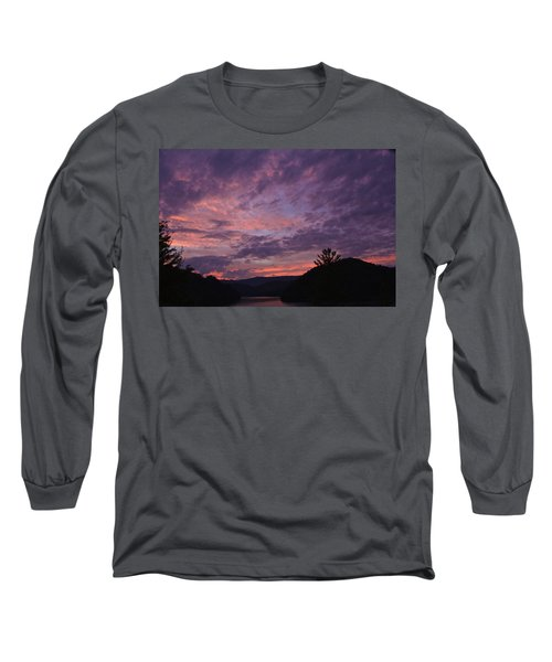 Sunset 2013 Long Sleeve T-Shirt by Tom Culver