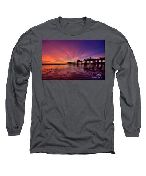 Sunset Afterglow Long Sleeve T-Shirt