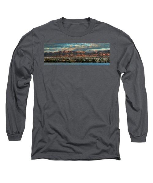 Sunset Over Havasu Long Sleeve T-Shirt