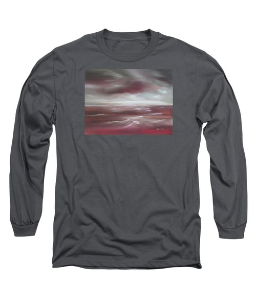 Sunset Sea Long Sleeve T-Shirt