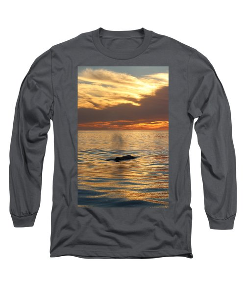 Sunset Wonder Long Sleeve T-Shirt