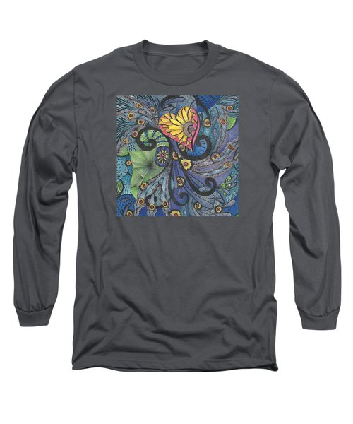 Sunshine In My Heart Tangle Long Sleeve T-Shirt
