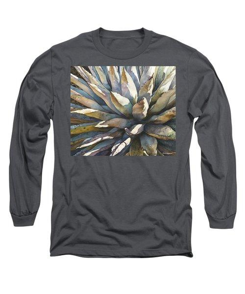 Sunstruck Yucca Long Sleeve T-Shirt