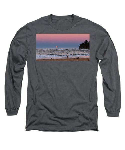 Supermoonrise Long Sleeve T-Shirt