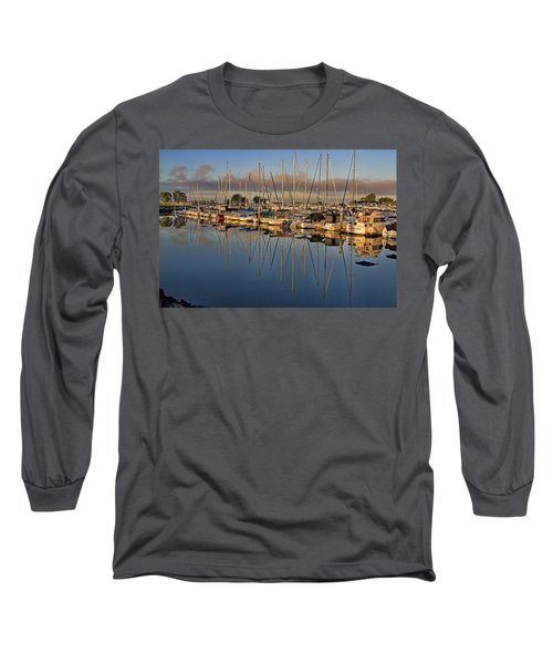 Long Sleeve T-Shirt featuring the photograph Sur La Mer by Gary Holmes
