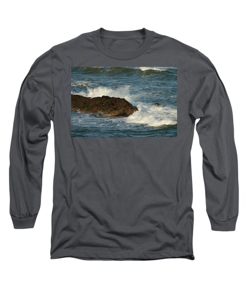 Surf And Rocks Long Sleeve T-Shirt