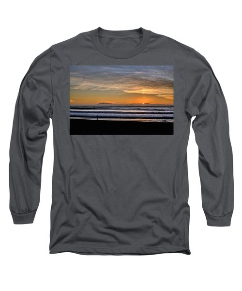 Surf Fishing Long Sleeve T-Shirt