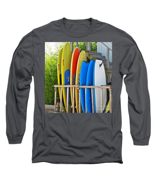 Surfer Dudes II Long Sleeve T-Shirt
