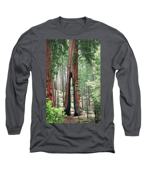 Survivor Long Sleeve T-Shirt by Ellen Cotton