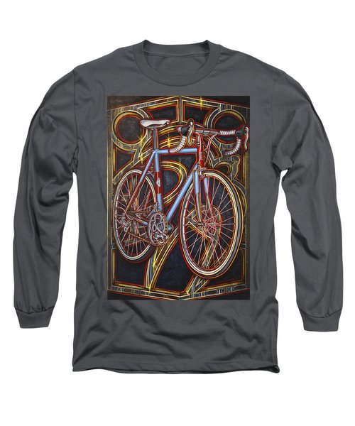 Swallow Bespoke Bicycle Long Sleeve T-Shirt