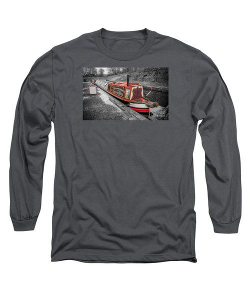 Swallow Canal Boat Long Sleeve T-Shirt
