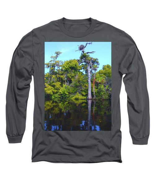Swamp Land Long Sleeve T-Shirt