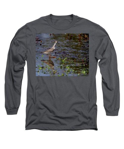 Swamp Strutting Long Sleeve T-Shirt