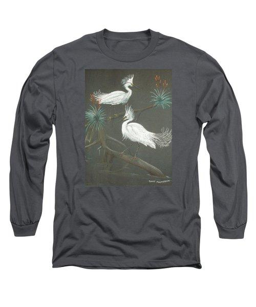 Swampbirds Long Sleeve T-Shirt