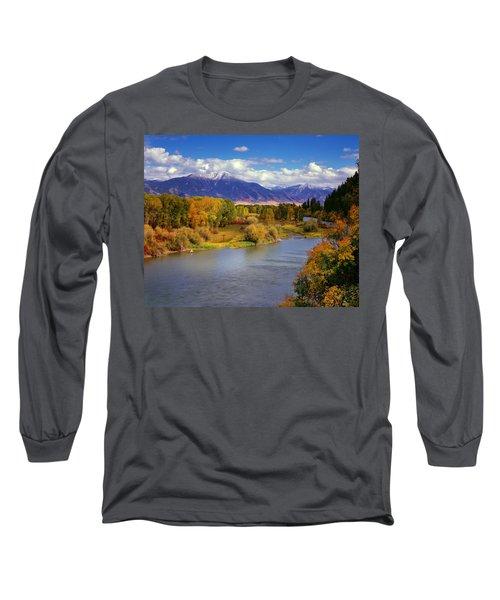 Swan Valley Autumn Long Sleeve T-Shirt
