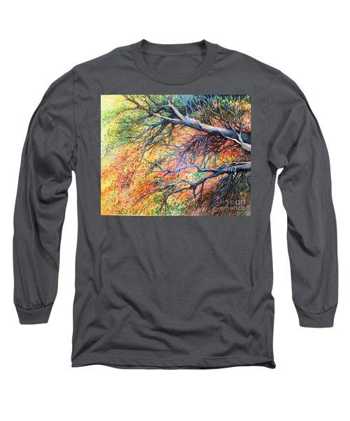 Sway Dancing Trees Long Sleeve T-Shirt