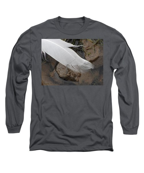 Long Sleeve T-Shirt featuring the photograph Sway With The Movement Of The Water by Tiffany Erdman