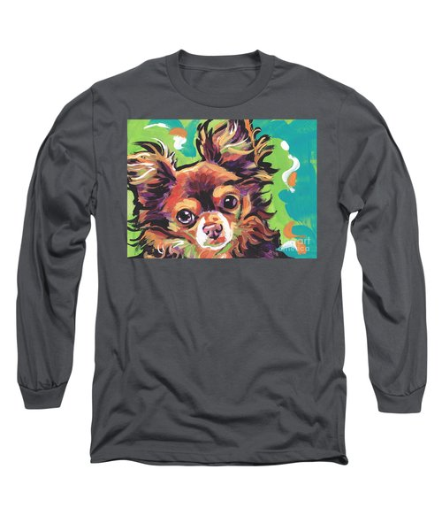 Sweet Choco Chi  Long Sleeve T-Shirt