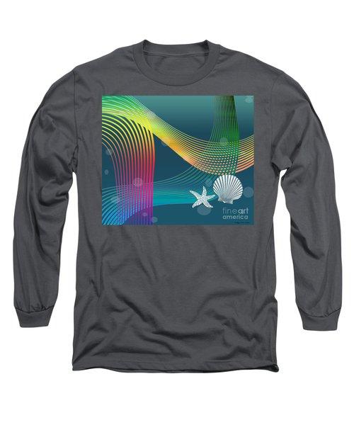 Sweet Dreams2 Abstract Long Sleeve T-Shirt