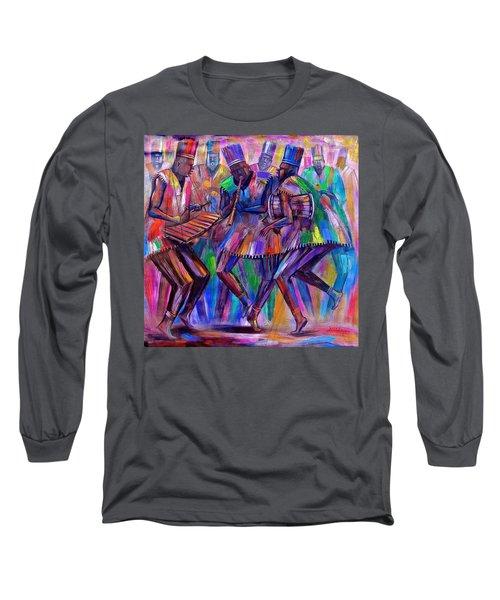 Sweet Rhythms Long Sleeve T-Shirt