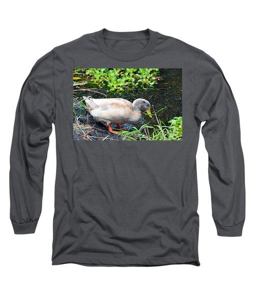 Swim Time Long Sleeve T-Shirt