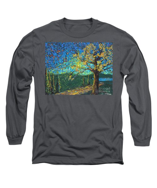 Swing By The Road Long Sleeve T-Shirt