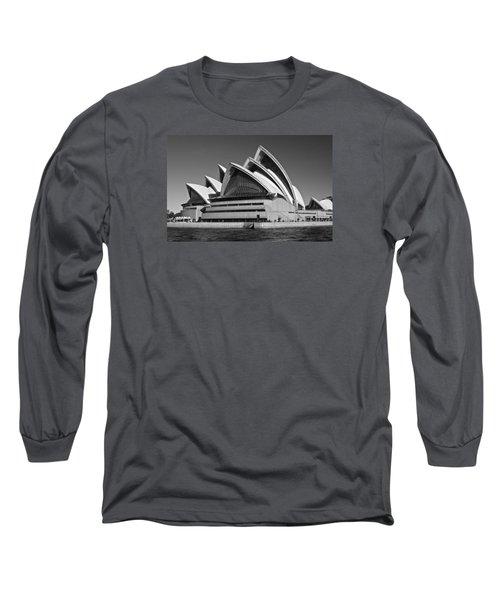 Sydney Opera House Long Sleeve T-Shirt by Venetia Featherstone-Witty