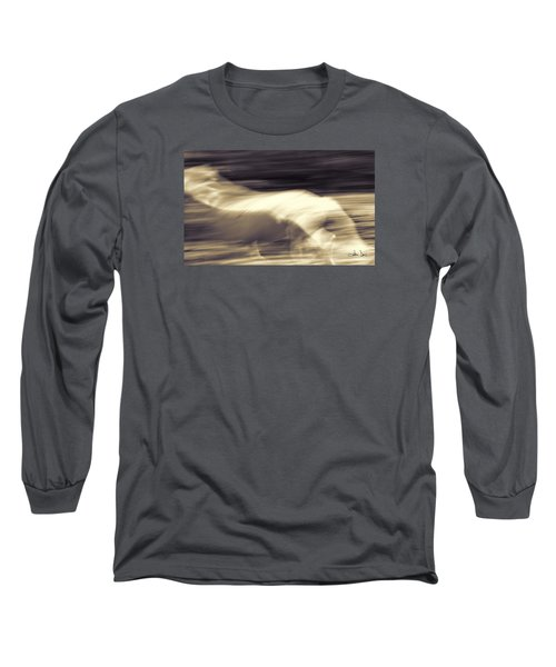 Long Sleeve T-Shirt featuring the photograph Synchronicity by Joan Davis