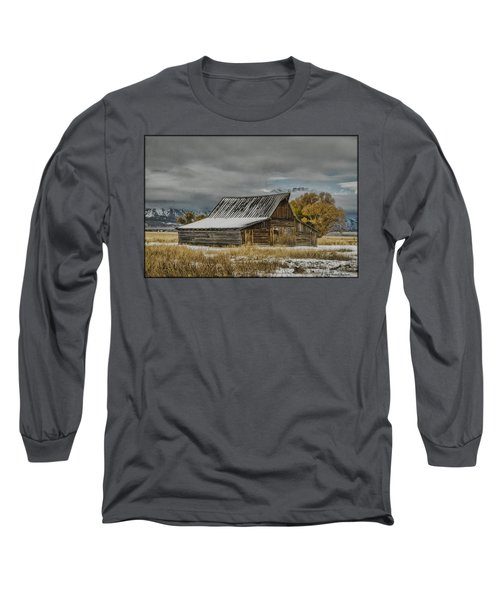T. A. Moulton's Barn Long Sleeve T-Shirt