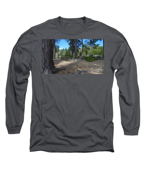 Long Sleeve T-Shirt featuring the photograph Tahoe's Summer Invitation by Bobbee Rickard
