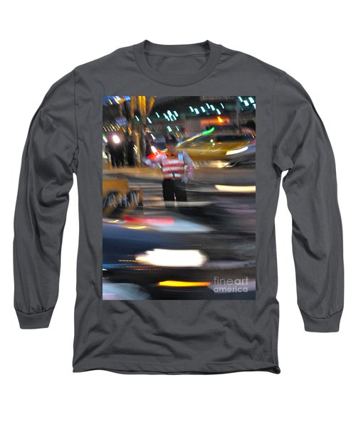 Taipei Traffic Long Sleeve T-Shirt