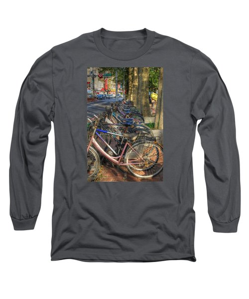 Taiwan Bikes Long Sleeve T-Shirt