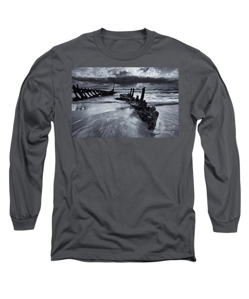 Taken By The Sea Long Sleeve T-Shirt