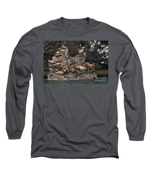 Takin' It Easy Long Sleeve T-Shirt