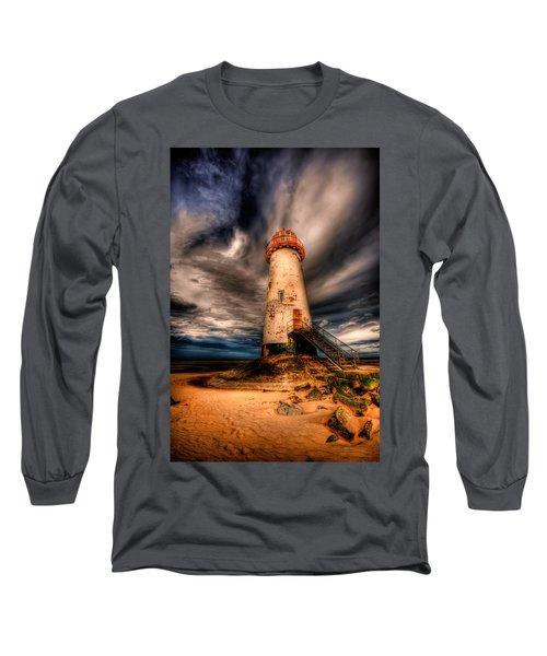 Talacre Lighthouse Long Sleeve T-Shirt