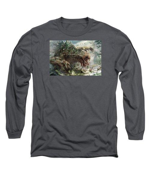 Tarmogoyf Reprint Long Sleeve T-Shirt